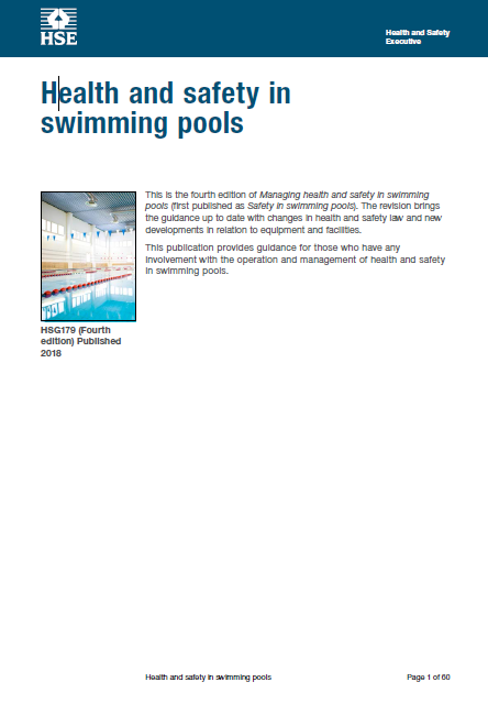 Health and Safety in Swimming Pools