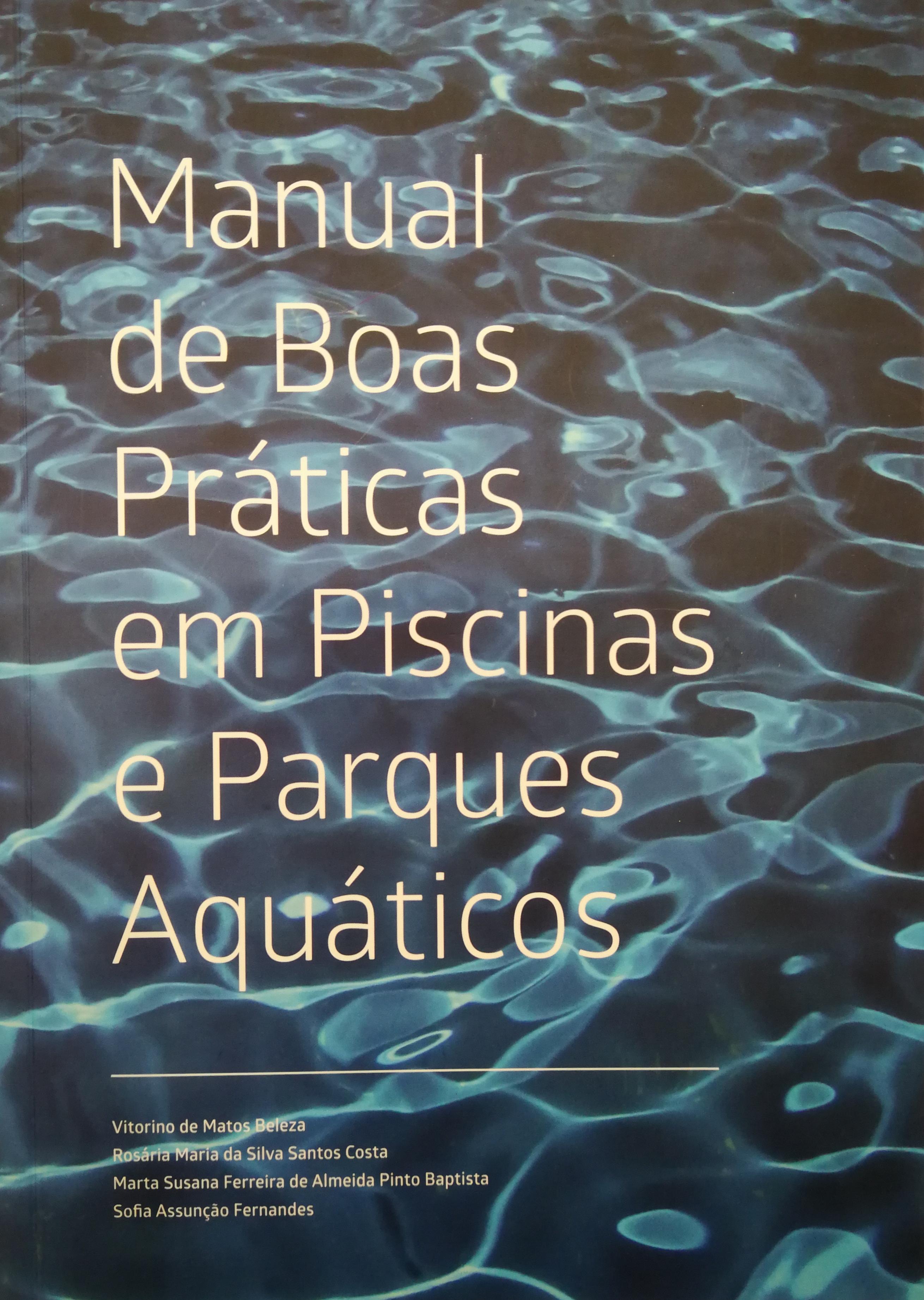 Manual de Boas Praticas em Piscinas e Parques Aquaticos