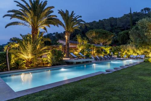 Pools by Night
