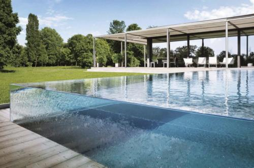 Domestic Outdoor Pools 2013